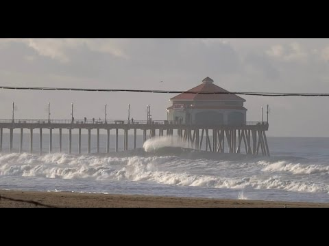 Free Download Huntington Beach, Ca, Surf, 1/7/2016 Am - (1080p) - Part 1 Mp3 dan Mp4