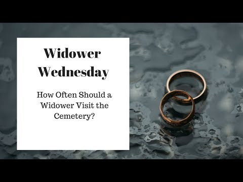 dating advice to a widower