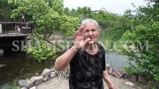 Նոր Խարբերդ գյուղում միայնակ ապրող 74 ամյա տատիկի տան նկուղները և հարակից տարածքը լցված են ջրով