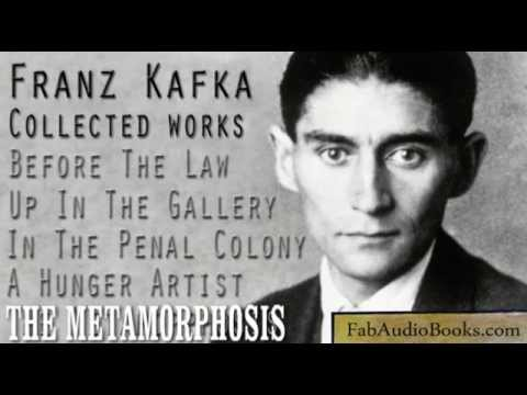 FRANZ KAFKA Collected Works - Four short stories and The Metamorphosis -  full audiobooks
