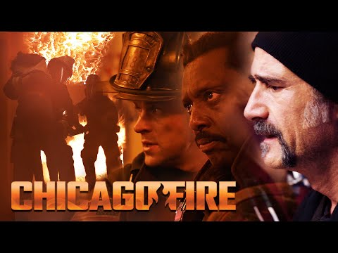 Olinsky's Daughter Trapped In Flames | Chicago Fire