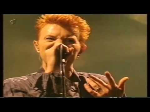 """David Bowie: """"Lust for life"""" - Live at Rockpalast 1996"""