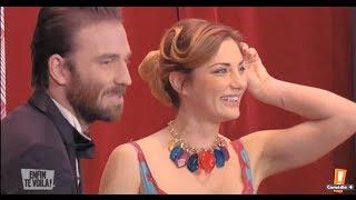 Ariane Brodier reçoit les Boules d'Or - Enfin Te Voilà - 06.03.14