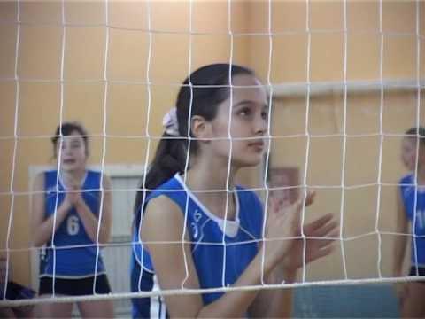 Межмуниципальные соревнования по волейболу среди девушек 2004-2005 г.р