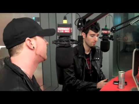 Kerrang! Radio: Henry Interviews Pendulum