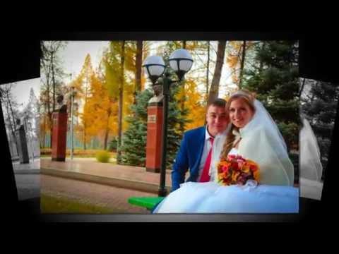 Свадьба в Альметьевске фото-видеосъёмка Ник Б. +7917-257-50-17
