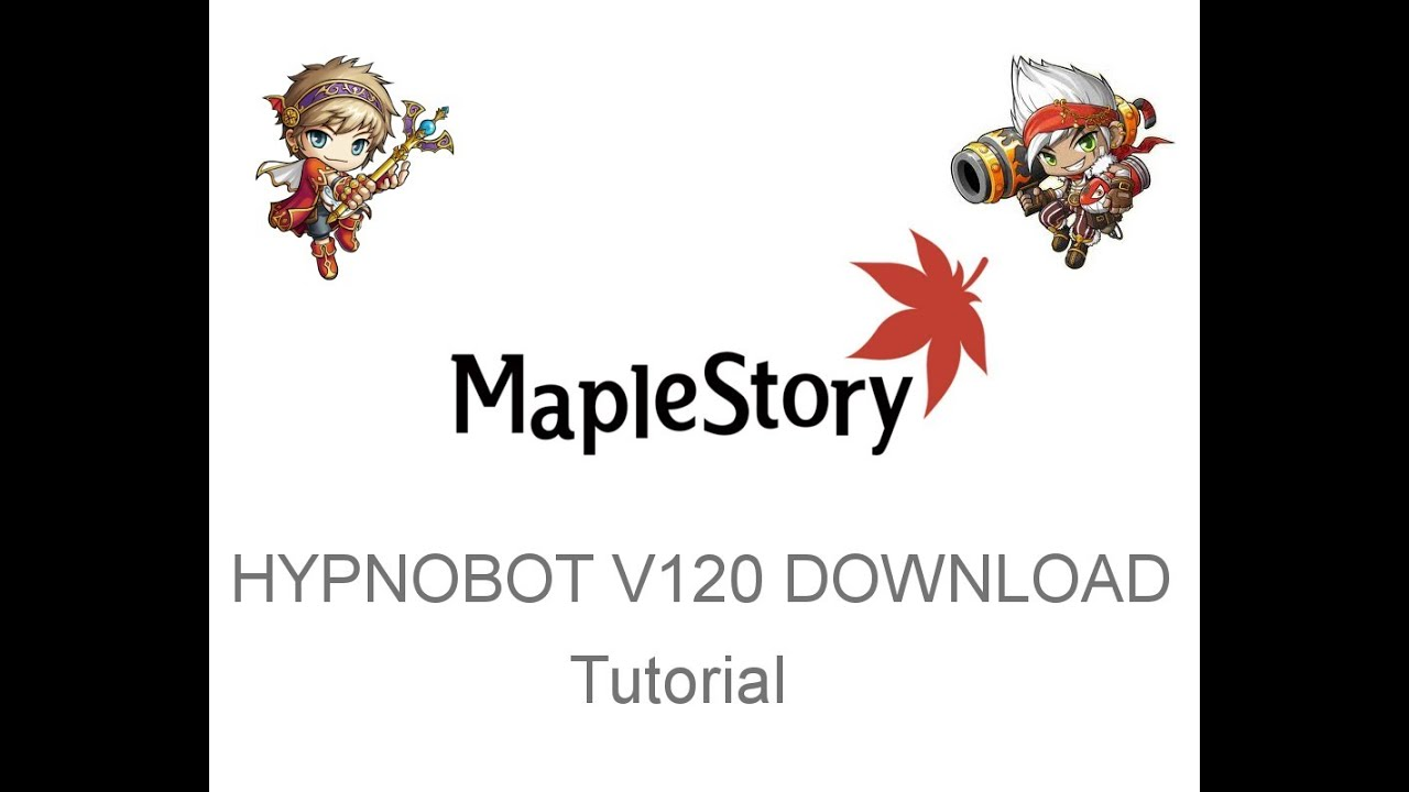 GMS Maplestory - Download And Install HypnoBot v120 1