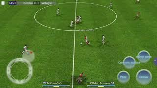 Футбол Хорватия ва Португалия
