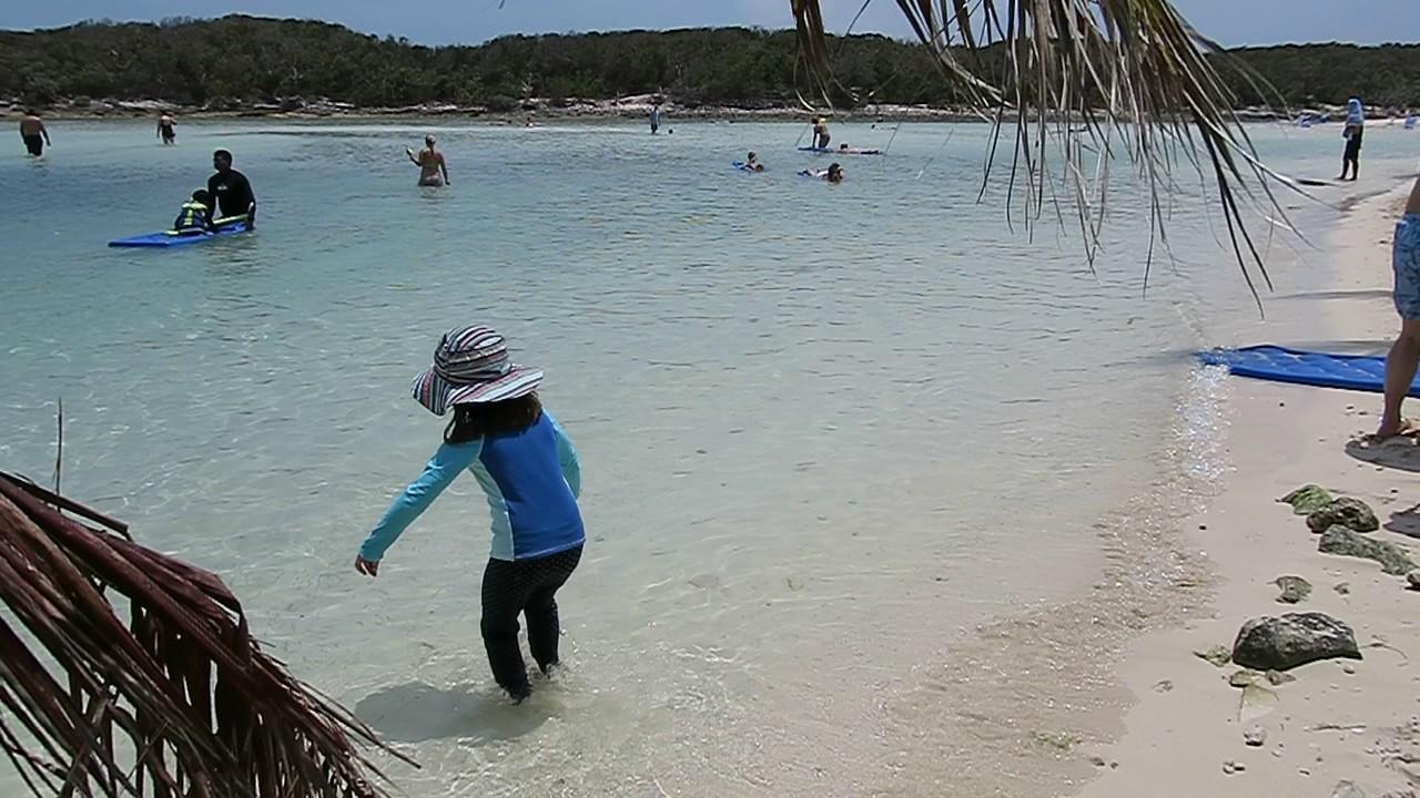 Blue Lagoon Island Beach Day Excursion Ncl Escape Youtube