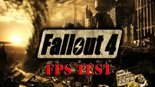 Fallout 4 FPS Test Gameplay i5 3230M GT740M