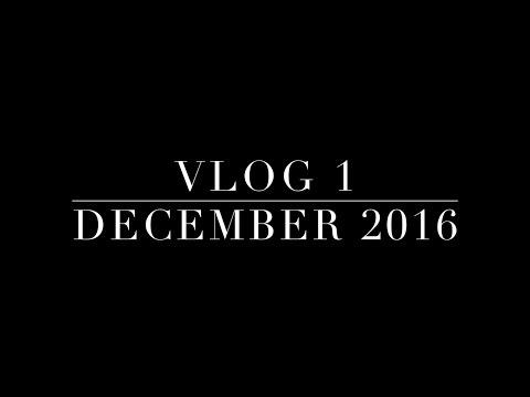 Vlog 1. December 2016 | EVA LEE