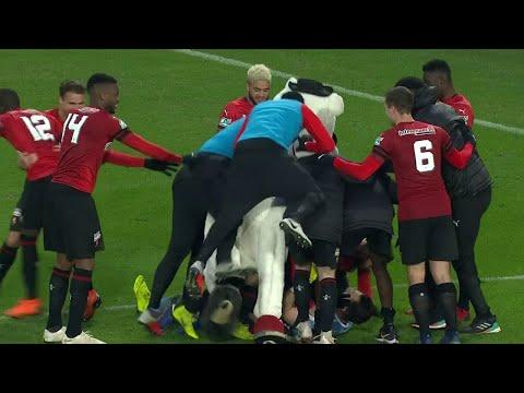 Coupe de France : Revivez la folle séance de tirs au but entre Rennes et Brest !
