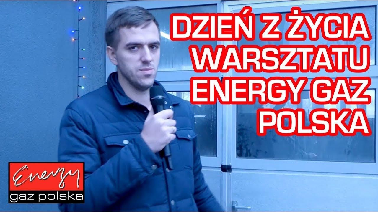 Dzień z życia warsztatu – Mitsubishi Outlander oraz Dodge Caravan na auto gaz w Energy Gaz Polska