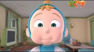 Робот Арпо Магнит. Короткометражные Мультфильмы для детей на русском все серии подряд.