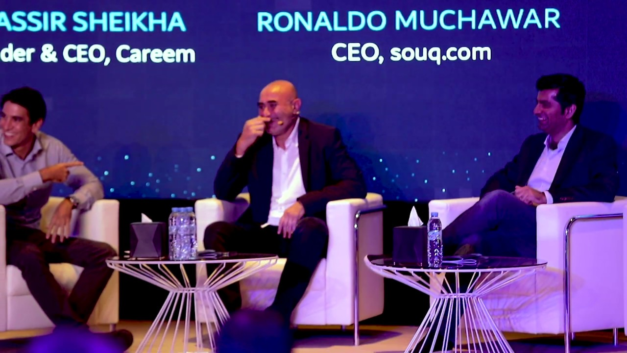 Keynote on Scaling Your Operations in Fragmented Markets I BoostMENA 2018