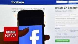 Has Facebook profited from fake news?  BBC News