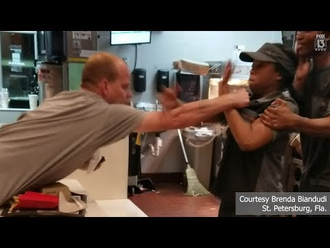 Curtis - Florida Man Grabs McDonald's Employee Over A Straw