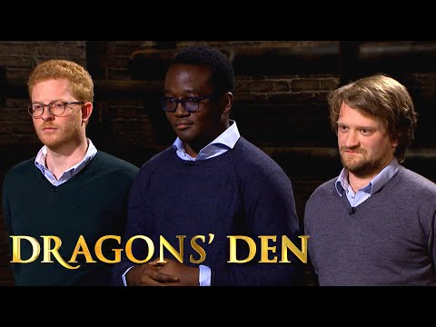 Entrepreneurs Reject FOUR Offers of £100,000 | Dragons' Den