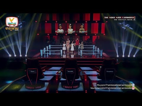 Intro (The Battles | The Voice Kids Cambodia 2017)