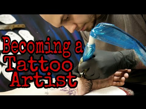 7 Things You Need To Know Before Becoming A Tattoo Artist!