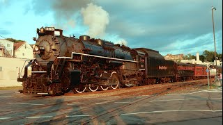 Steamtown Railfest 2015 with 765