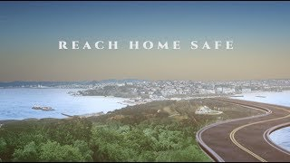 "Damian ""Jr Gong"" Marley - Reach Home Safe ( Lyric)"
