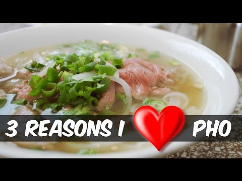 3 Reasons to Eat Pho: Vietnamese Superfood- Thomas DeLauer