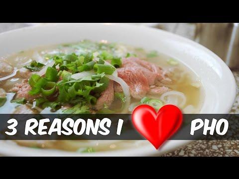 3 Reasons to Eat Pho: Vietnamese Superfood- Thomas DeLauer