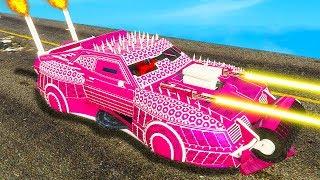 NEUES $8,950,000 UNZERSTÖRBARES KAMPF AUTO! (GTA 5 DLC)