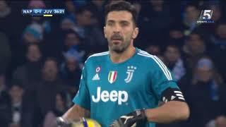 נאפולי מול יובנטוס 1:0 1.12.2017