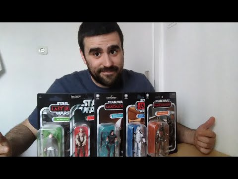 Heti videó: 05# Vintage Collection 5.rész - Mandalorian Edition