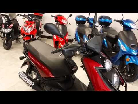 Xplorer 150cc - SCOOTERS TO GO