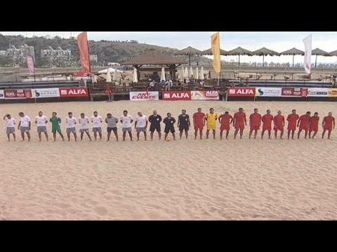 Alfa Lebanese Beach Soccer Championship 2016 - Lebanese Army v/s Horiye Saida