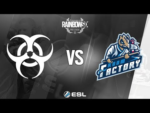 Rainbow Six - Six Invitational 2018 - Qualifications - EU - Patokalipsa vs. Room Factory