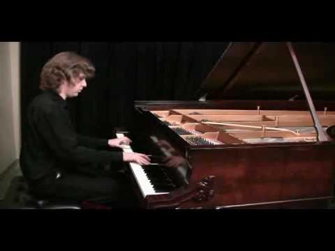 Pavel Gintov Scriabin Etude op.8 no.12