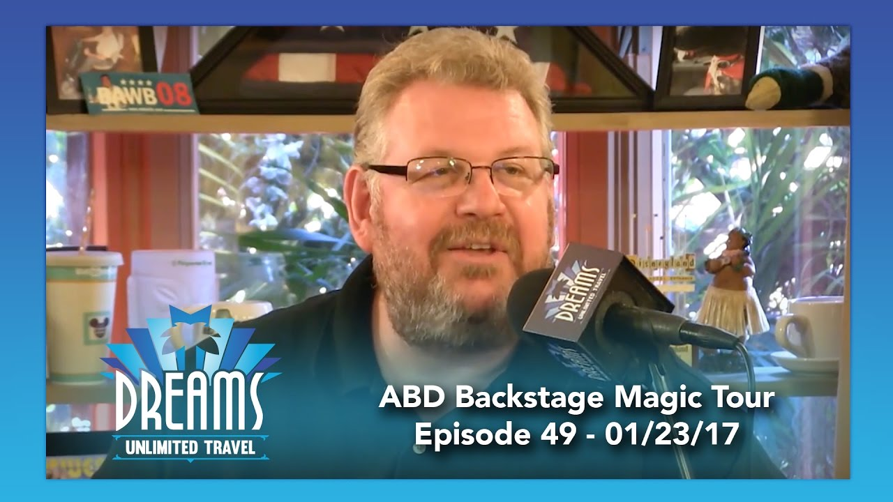 Disney Backstage Magic Tour