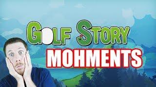 Golf Story - FAILED MOHments! (Nintendo Switch)