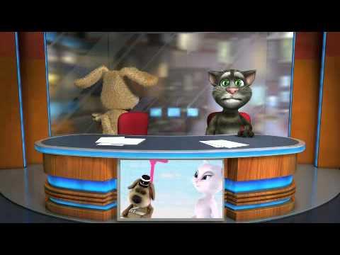 Игры кот том и пес бен новости