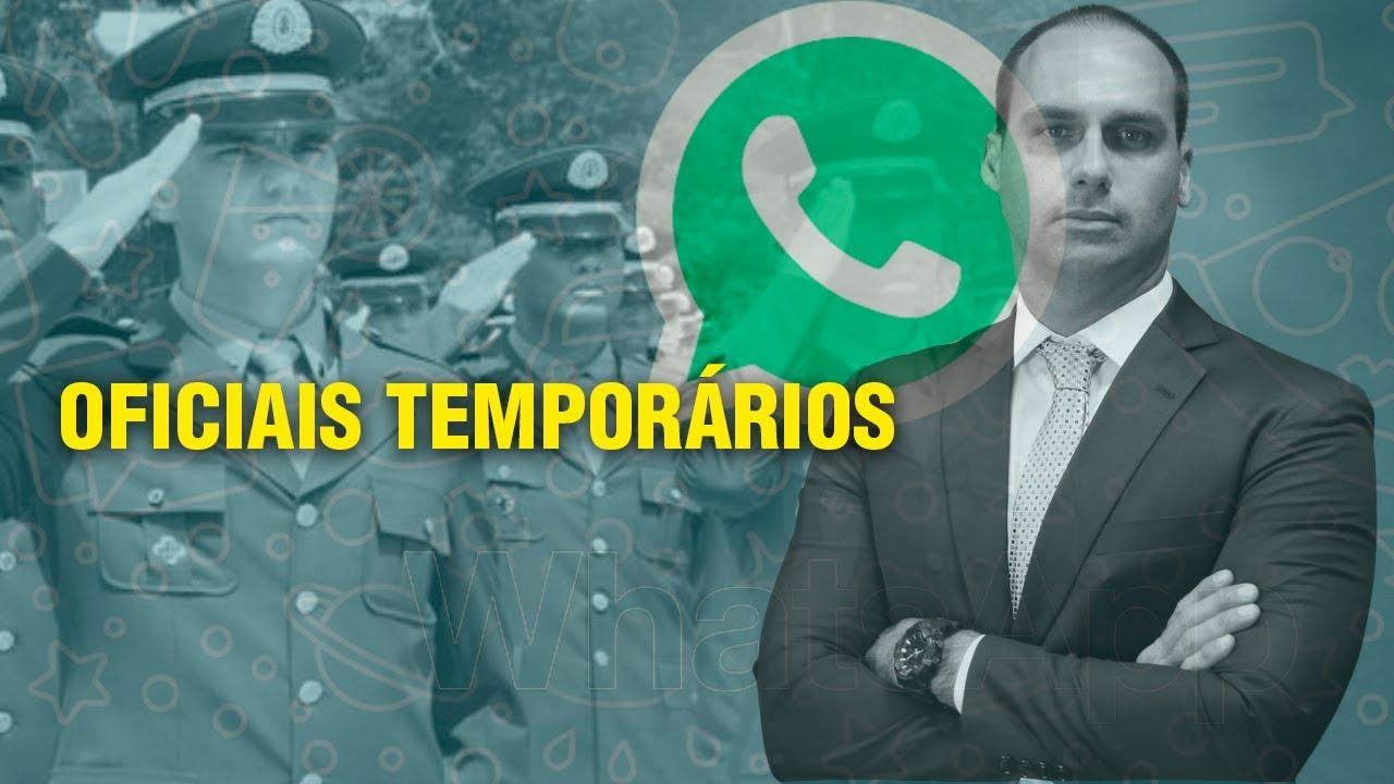 OFICIAIS TEMPORÁRIOS