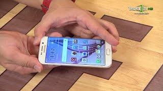 เดอะรีวิวเวอร์ : แอบส่อง Galaxy S6 VS Galaxy S6 edge สมาร์ทโฟนเรือธงมิติใหม่ 3 พ.ค.58 (1/3) thumbnail
