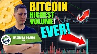 Bitcoin BTC Longs Highest Volume EVER! Bull Market Around The Corner? Price Predictions Today