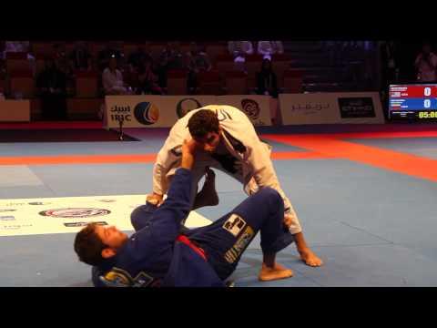 Marcus Buchecha Almeida Vs Leandro Lo | WPJJC 2015 Absolute Male Black Belt|  (Semi Final)