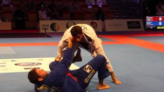 Marcus Buchecha Almeida Vs Leandro Lo | WPJJC 2015 Absolute Male Black Belt|  (Semi Final)