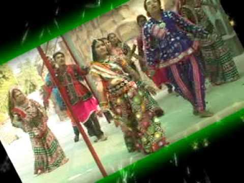 Mari Nagneshwari Mat No Rathado Re Aaj Ghughariyu Ghamke Chhe | Nagneshwari Maa Na Navla Rup