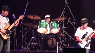 小学生バンド(6年)の演奏です。唐津ジュニア音楽祭2016でオーディエ...