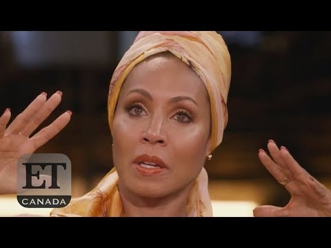 Jada Pinkett Smith On Losing Her Hair