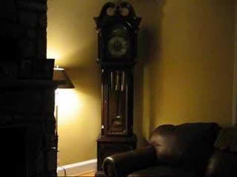 Ridgeway Grandfather Clock built in 1981