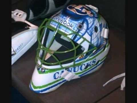 The Masks Of Roberto Luongo