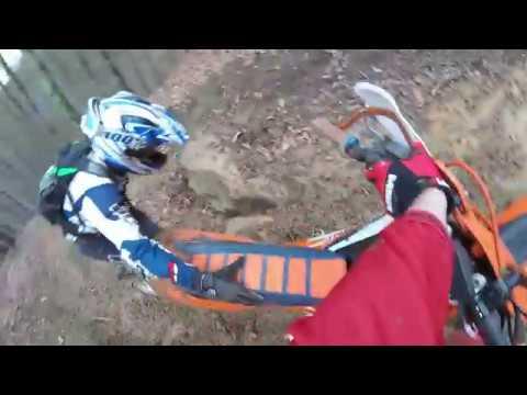 Slick Hill Climbing Brown Flats TN 02/24/18