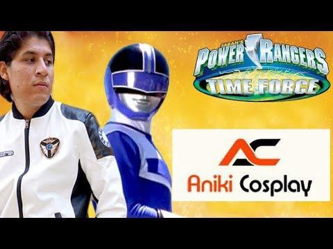Power Rangers Timeforce Aniki Helmet Unboxing